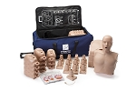 PRESTAN® Ultralite CPR Training Manikins with CPR Feedback - 12 Pack