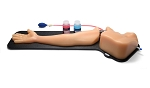 Gen II PICC with IV & Arterial Line Vascular Access Ultrasound Trainer