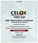 Celox Single Gauze Pad - 4