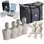 PRESTAN® CPR Manikins and AED Trainer - The Complete Instructor Package