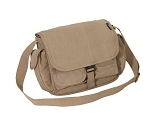 Everest Luggage Canvas Messenger Bag