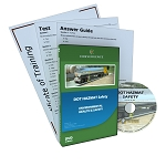 Convergence Training DVD: DOT HAZMAT Safety