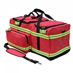 Kemp Firefighter Gear Bag - Red