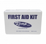 KEMP USA NJ STATE APPROVED FIRST AID KIT