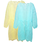 Disposable Gown (Non-Woven), Case of 50