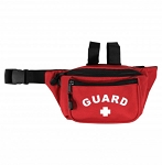 Kemp Hip Pack With Straps - Red