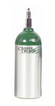 M9 (MC) Medical Oxygen Cylinder with Post Valve