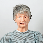 TERI GERIATRIC PATIENT CARE TRAINER Manikins Nursing