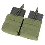 Double Open Top M14 Mag Pouch