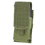 Single M4 Mag Pouch, Olive Drab