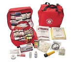 North Deluxe Responder Trauma First Aid Kit