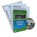 Convergence Training DVD: Overhead Crane Operational Safety