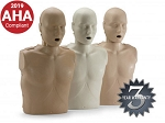 Prestan Adult Jaw Thrust CPR Training Manikin with CPR Monitor - 4 Pack