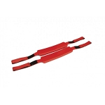 Kemp Red Head Immobilizer Replacement Straps (Pair)