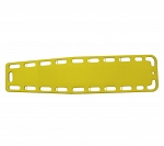 "KEMP USA 18"" AB SPINE BOARD - YELLOW"