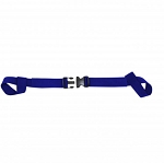 Kemp Two Piece Spine Board Strap - Royal Blue
