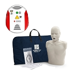 Starter Instructor Package #2: PRESTAN® Manikin + Red Cross AED Trainer