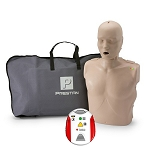 Starter Instructor Package #3: PRESTAN® Manikin with CPR Monitor + American Red Cross AED Trainer