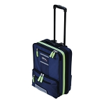 Kemp Premium Ultimate Suitcase - Navy Blue