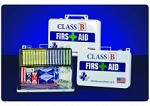 36PW  Class B Poly White First Aid Kit
