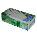 Powder free Nitrile Gloves 100 per box, 10 boxes per Case