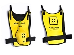 Act Fast CHILD Rescue Choking Vest (Yellow)