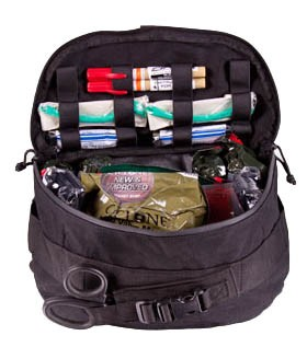 High Risk Warrant Casualty Kit - OD Green