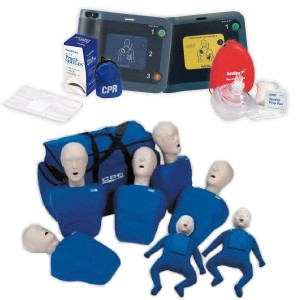 Advanced Instructor Pack 2 (with CPR Prompt or PRESTAN® Manikins)
