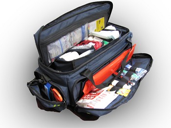 Professional Trauma/O2 Bag To Go