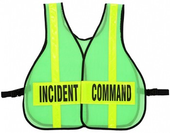 Split Panel Large Command Vest