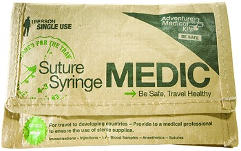 Suture/Syringe Medic Kit