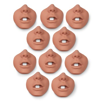 A.J./Brad Jr. Face Piece (10-Pack)