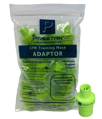 Rescue Mask Adapters (Bag of 10)