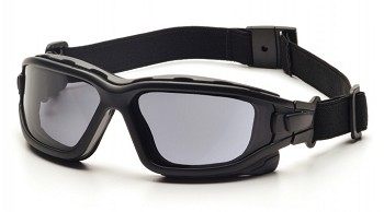 I-FORCE SLIM - Gray Dual Pane H2X Anti-Fog Lens