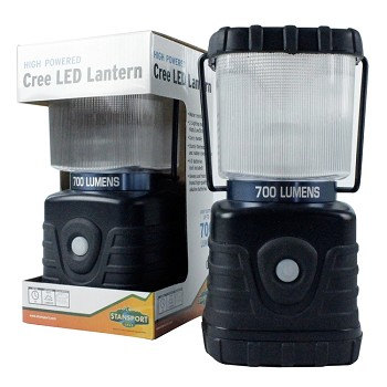 Cree LED Lantern and Area Light