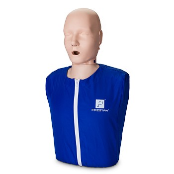 PRESTAN® CPR Training Shirt Adult / Child 4-Pack