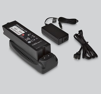 Rechargeable Battery Charger Kit for Lifepak1000
