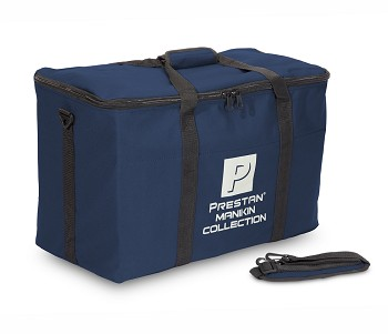 Single blue bag for the Prestan Professional Collection