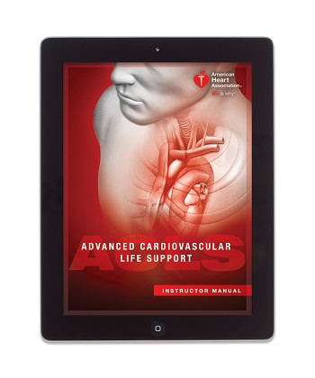 ACLS Instructor Manual Updated 2015 (EBOOK)