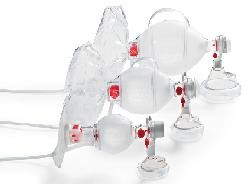 Ambu SPUR II Pediatric Disposable Resuscitator (CPR Bag Valve Mask)