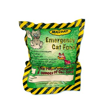 Feline Emergency Survival Food