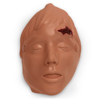Laceration of Forehead (Manikin Use Only)
