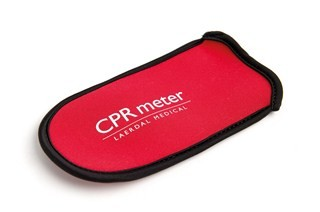 Red Sleeve for CPRmeter
