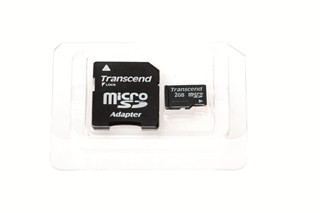 Micro SD card kit(5 ea.) 2GB