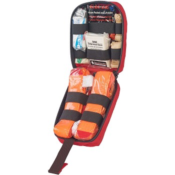 Gunshot Wound First Aid Kit