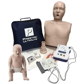 PRESTAN® Single Ultralite + Infant with Monitor + Ultratrainer