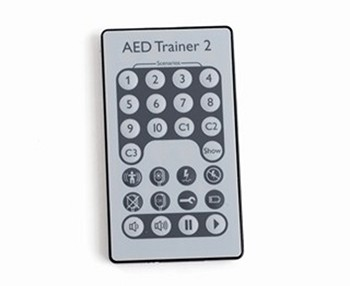 Remote Control for Laerdal AED Trainer 2