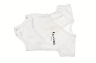 Onesie, baby grow RB QCPR