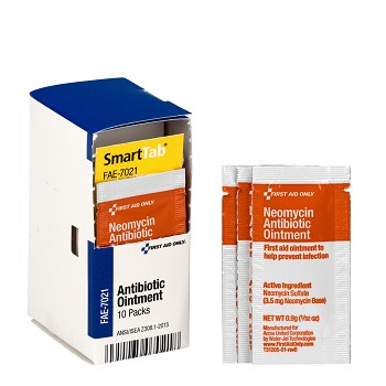 SC Refill Antibiotic Ointment - 10 Packs