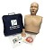 Single PRESTAN® Ultralite + Infant Manikin with CPR Monitor + AED Trainer